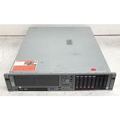 HP ProLiant DL380 G5 Quad-Core Xeon (E5430) 2.66GHz 2 RU Server