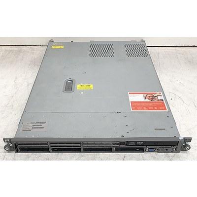 HP ProLiant DL360 G5 Quad-Core Xeon (E5430) 2.66GHz 1 RU Server