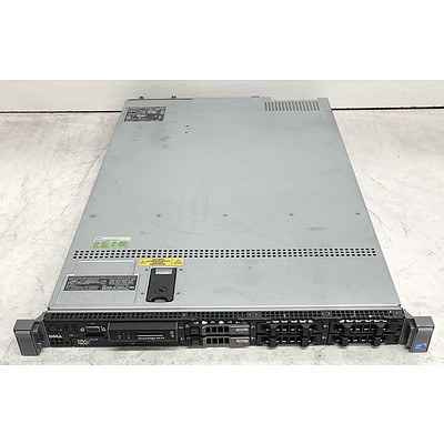 Dell PowerEdge R610 Dual-Core Xeon (E5503) 2.00GHz 1 RU Server