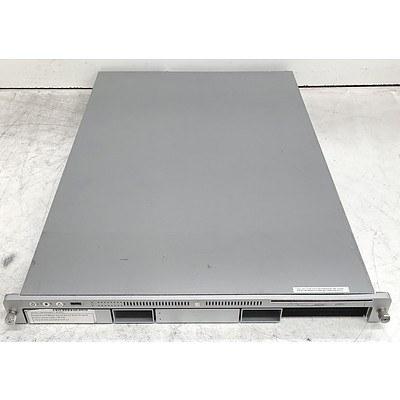 Apple (A1279) Xserve Quad-Core Xeon (E5520) 2.26GHz 1 RU Server