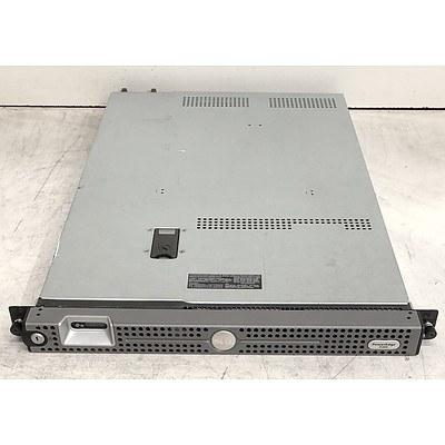 Dell PowerEdge R300 Intel Core 2 Duo (E6305) 1.86GHz 1 RU Server