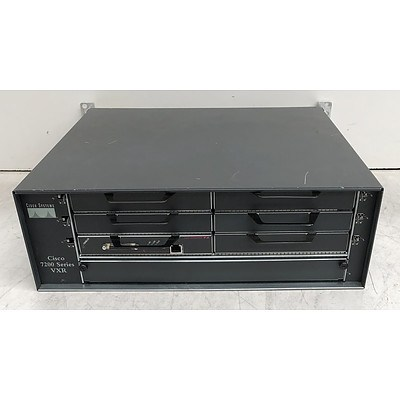 Cisco (CISCO7200VXR) 7200 Series VXR Router Appliance