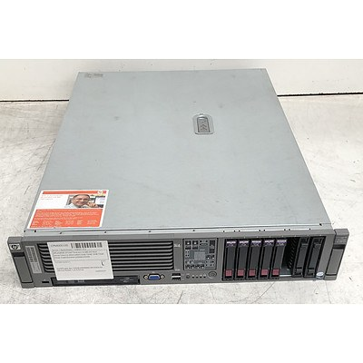 HP ProLiant DL380 G5 Quad-Core Xeon (E5440) 2.83GHz 2 RU Server