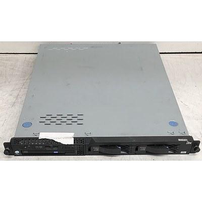 IBM System x3250 Dual-Core Xeon (3040) 1.86GHz 1 RU Server