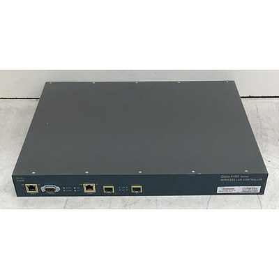 Cisco (AIR-WLC4402-25-K9 V02) 4400 Series Wireless LAN Controller
