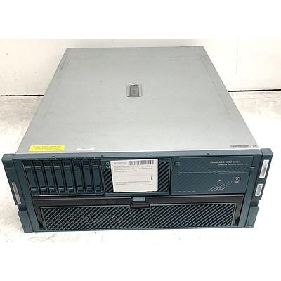 Cisco (ASA5580-20 V01) ASA 5580 Series Adaptive Security Appliance