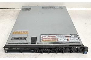 Dell PowerEdge R630 Dual Ten-Core Xeon CPU (E5-2687W v3) 3.10GHz 1 RU Server