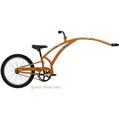 Adams Folder Trail-a-bike Orange - New - ORP $500+