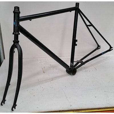 Up Start Road Bike Frame