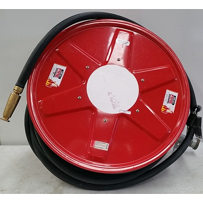 36 Meter Fire Hose With Reel
