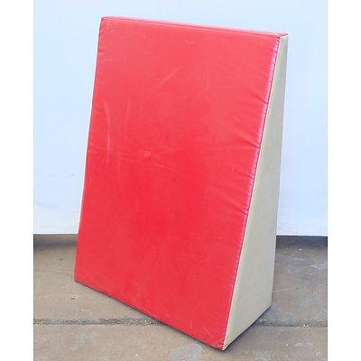 Gymnastics Foam Incline Mat (Cheese Mat, Wedge Mat)