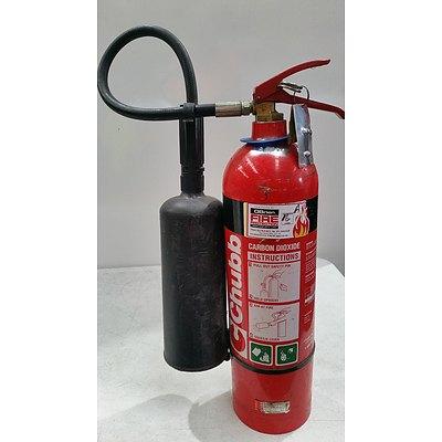 3.5kg Carbon Dioxide Fire Extinguisher