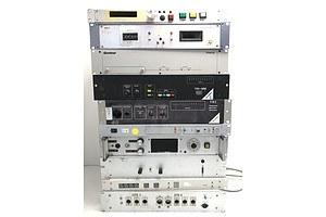 Assorted AV Appliances -Lot Of Ten