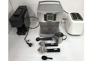 Kitchen Appliances -Lot Of Three