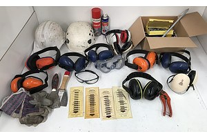 Lot Of PPE And Hardware