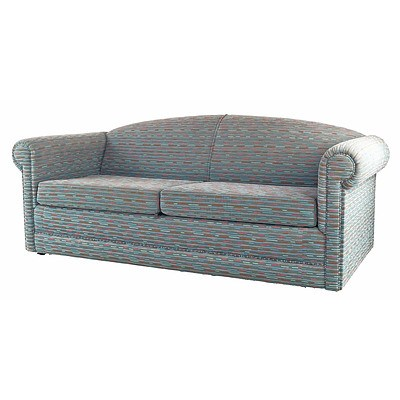 Sofa Bed with Label Branded