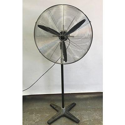 30 Inch Industrial Grade Floor Fan