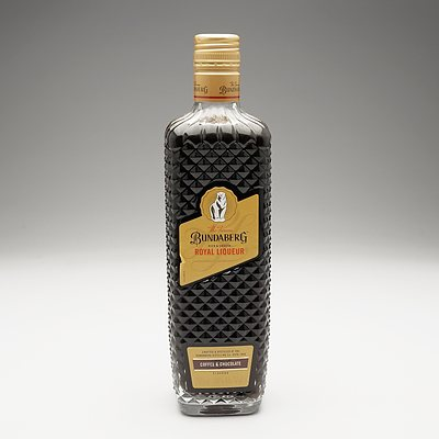 Bundaberg Royal Liqueur Coffee & Chocolate Rum 700ml