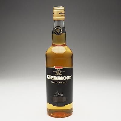Glenmoor Premium Blend Scotch Whiskey 700ml