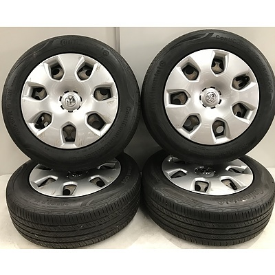 Holden Cruze Steel Rims and Tyres