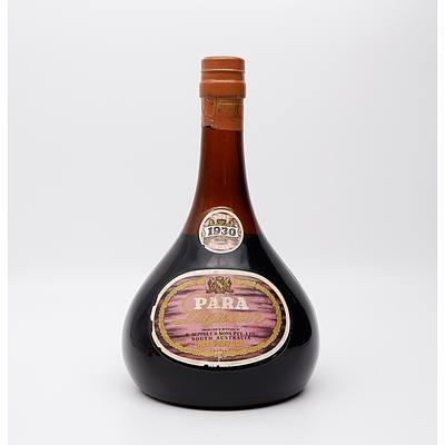 Seppelt Para Liqueur 1930 Vintage Port 750ml