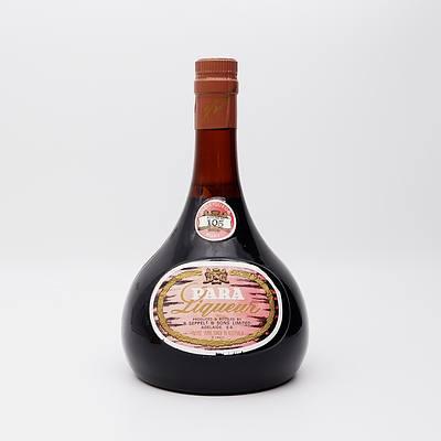 Seppelt Para Liqueur Bottling No.105 Vintage Port 750ml