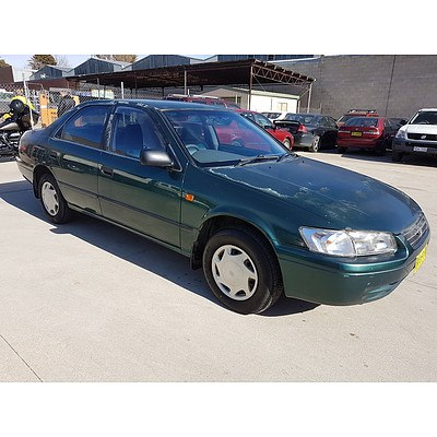 3/1999 Toyota Camry CSi SXV20R 4d Sedan Green 2.2L