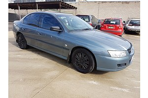 3/2005 Holden Commodore Executive VZ 4d Sedan Blue 3.6L