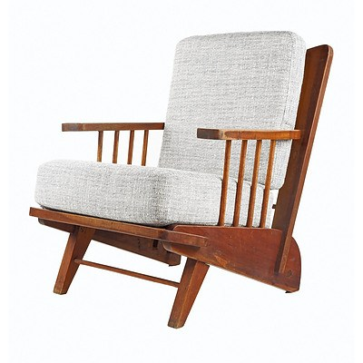 Fred WARD (1900-1990) Patterncraft Armchair, Designed 1946