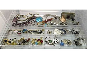 Collection Of Vintage & Modern Jewellery