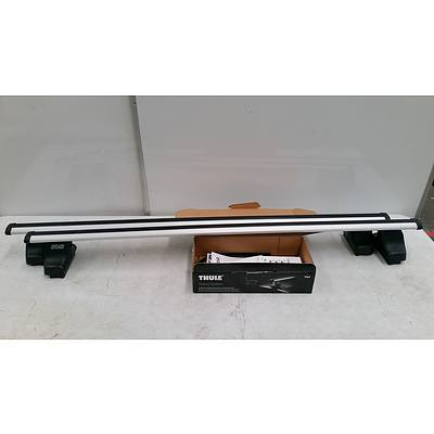 Thule Roof Rack System Mounting Kit