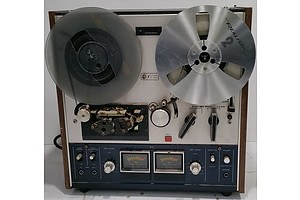 Reel To Reel Recorder Akai GX 2100