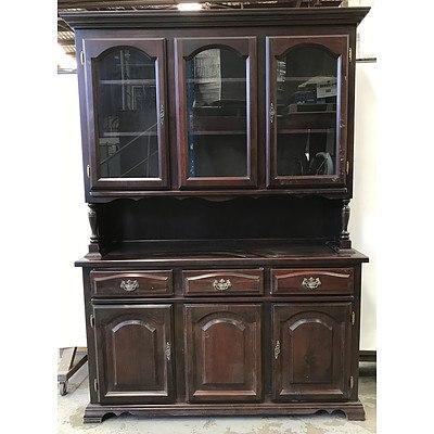 Two Piece Kitchen Dresser