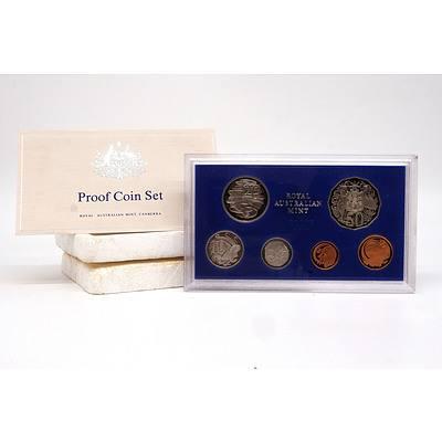 1983 Royal Australia Mint Proof Coin Set