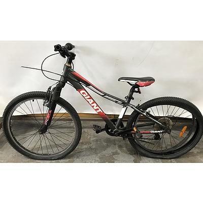 Giant XTC JR Mountain Bike