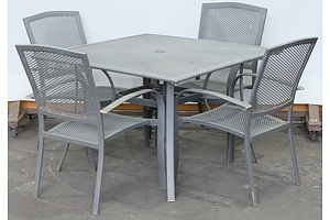 Outdoor Table Setting 5 Piece
