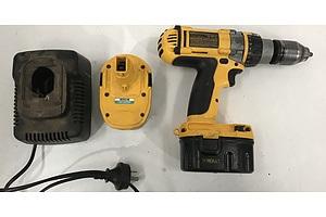 Dewalt XRP 13mm Cordless Drill Driver/Hammerdrill