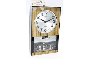 Vintage Seiko Sonola Transistor Clock