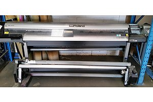 "Roland VersaArt RS-640 64"" Eco-solvent Printer"