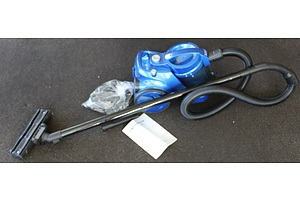 Contempo 1800 Watt Bagless Barrel Vacuum Cleaner