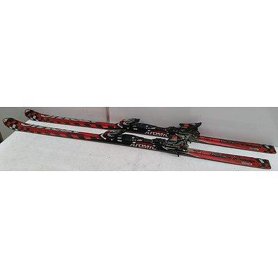 Atomic Beta Race 180cm Skis
