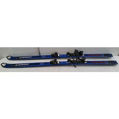 Atomic Mega Carvo 156cm Skis