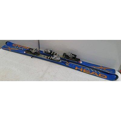 Head XRC 177cm Skis