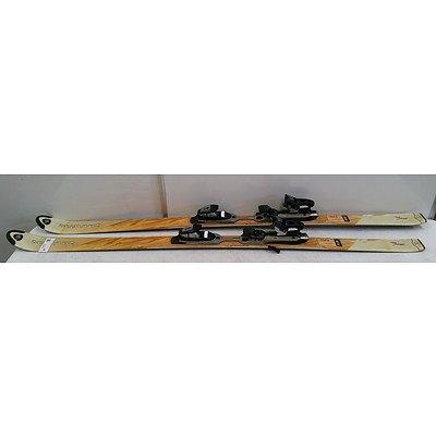 Dynastar 170cm Skis