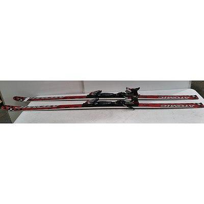 Atomic Race:sg 200cm Skis