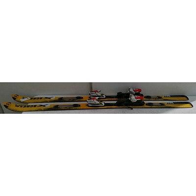 Salomon Xscream 176cm Skis