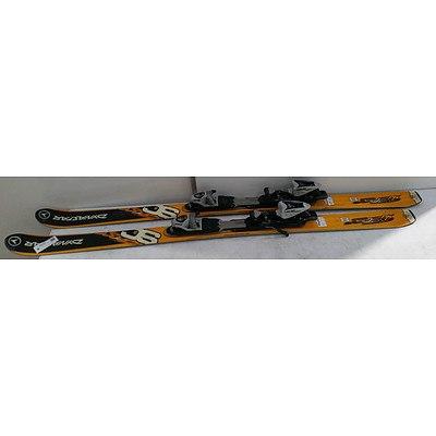 Dynastar SC8 162cm Skis