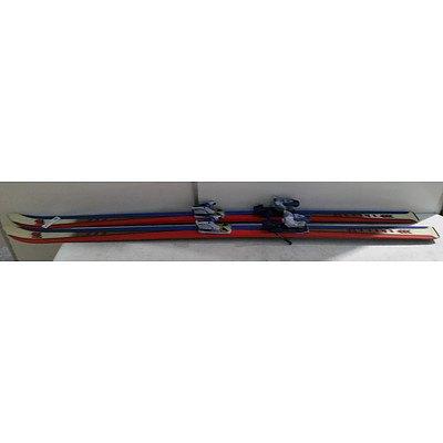 USA Three98 Skis