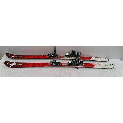 Dynastar 154cm Skis