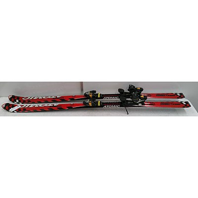 Atomic Betarace 160cm Skis